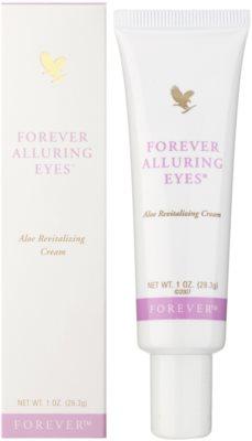Forever Living Face crema revitalizante para contorno de ojos  antibolsas y antiojeras 1