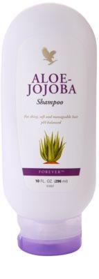 Forever Living Hair szampon nadający włosom blask z aloesem i jojobą