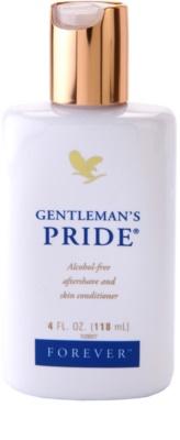 Forever Living Men Gentleman' s Pride balsam aftershave fara alcool