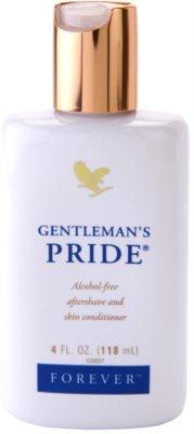 Forever Living Men Gentleman' s Pride bálsamo after shave sem álcool