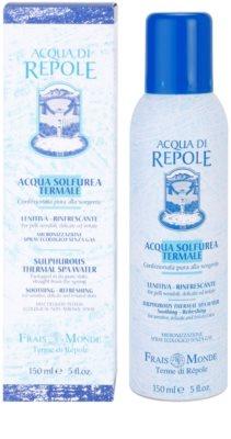Frais Monde Acqua di Répole woda termalna do skóry wrażliwej i podrażnionej 3