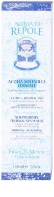Frais Monde Acqua di Répole woda termalna do skóry wrażliwej i podrażnionej 4