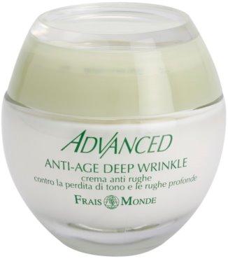 Frais Monde Advanced crema facial para arrugas profundas