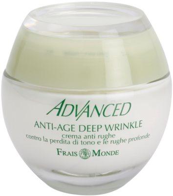 Frais Monde Advanced creme facial para rugas profundas