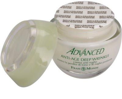 Frais Monde Advanced Hautcreme gegen tiefe Falten 1