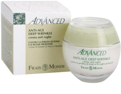 Frais Monde Advanced Hautcreme gegen tiefe Falten 2