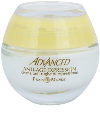Frais Monde Advanced crema antirid cu efect de refacere a densitatii pielii