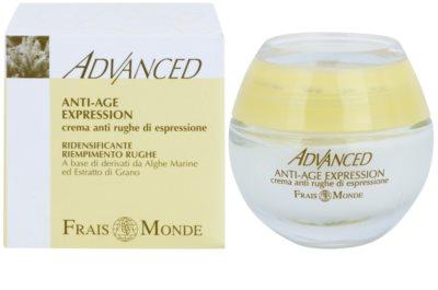 Frais Monde Advanced Anti-Faltencreme zur Erneuerung der Hautdichte 1