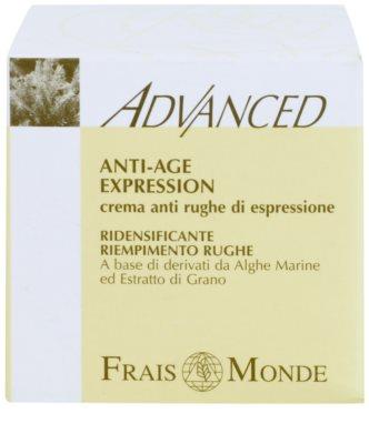 Frais Monde Advanced Anti-Faltencreme zur Erneuerung der Hautdichte 2