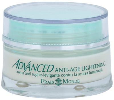 Frais Monde Advanced crema iluminatoare anti-imbatranire