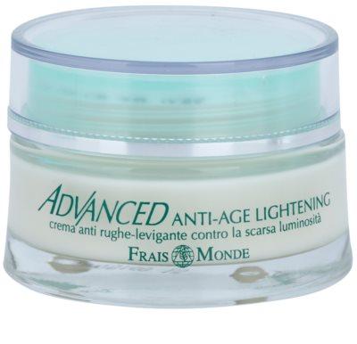 Frais Monde Advanced krema za posvetljevanje proti znakom staranja