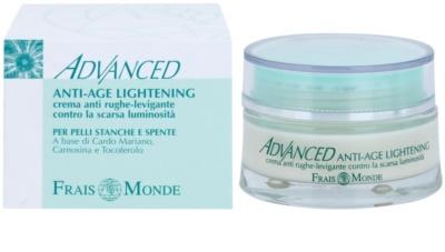 Frais Monde Advanced creme iluminador anti-envelhecimento 1