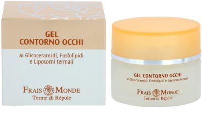 Frais Monde Terme di Répole Anti-Aging Gel gegen Falten im Augenbereich 1