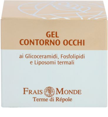 Frais Monde Terme di Répole Anti-Aging żel przeciw zmarszczkom wokół oczu 2