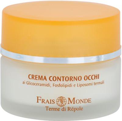 Frais Monde Terme di Répole Anti-Aging creme antirrugas para contorno de olhos