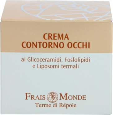 Frais Monde Terme di Répole Anti-Aging Anti-Faltencreme für den Augenbereich 2
