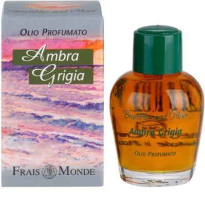 Frais Monde Amber Gris parfümiertes Öl für Damen