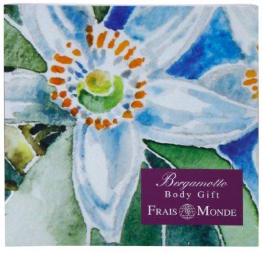 Frais Monde Body Gift Bergamot Kosmetik-Set  I. 2