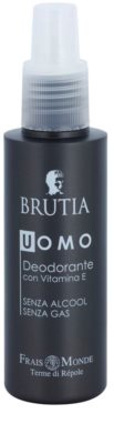 Frais Monde Terme di Répole Brutia Men Deodorant mit Zerstäuber mit Vitamin E