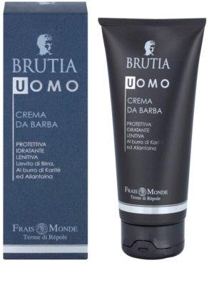 Frais Monde Terme di Répole Brutia Men crema de barbierit cu efect de hidratare 1