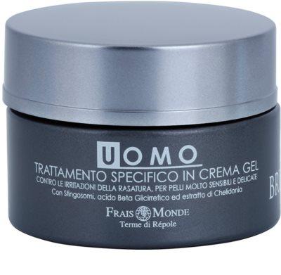 Frais Monde Terme di Répole Brutia Men успокояващ крем гел след бръснене