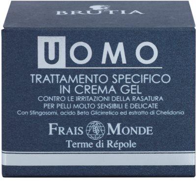 Frais Monde Terme di Répole Brutia Men upokojujúci gélový krém po holení 3