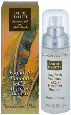 Frais Monde Banana Leaf And White Musk toaletní voda pro ženy
