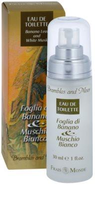 Frais Monde Banana Leaf And White Musk woda toaletowa dla kobiet 1