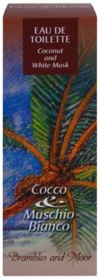 Frais Monde Coconut And White Musk Eau de Toilette para mulheres 4
