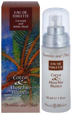 Frais Monde Coconut And White Musk eau de toilette nőknek