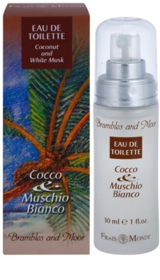Frais Monde Coconut And White Musk Eau de Toilette pentru femei
