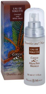 Frais Monde Coconut And White Musk Eau de Toilette para mulheres 1