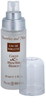 Frais Monde Coconut And White Musk Eau de Toilette para mulheres 3