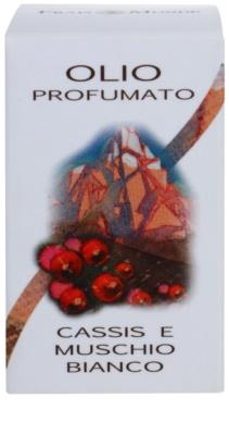 Frais Monde Cassis And White Musk parfümiertes Öl für Damen 3