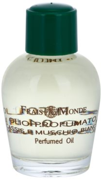 Frais Monde Cassis And White Musk parfümiertes Öl für Damen 2