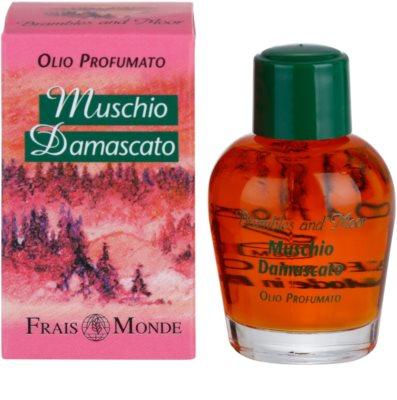 Frais Monde Damask Musk aceite perfumado para mujer