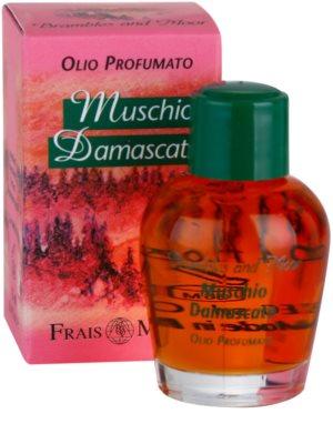 Frais Monde Damask Musk aceite perfumado para mujer 1