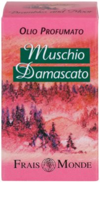Frais Monde Damask Musk aceite perfumado para mujer 3