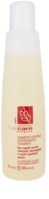 Frais Monde Hair Care Calm pomirjujoči šampon za suhe in poškodovane lase