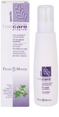 Frais Monde Hair Care Specific спрей для волосся проти лупи 3