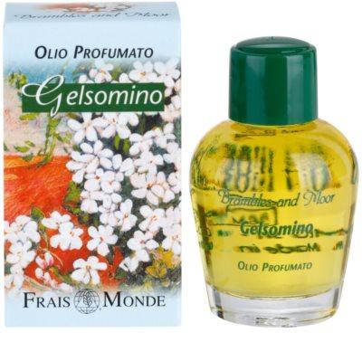 Frais Monde Jasmine óleo perfumado para mulheres