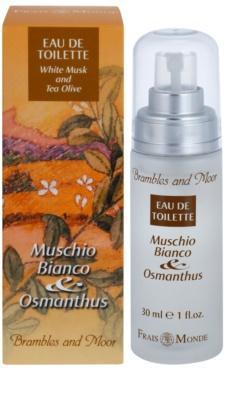 Frais Monde White Musk And Tea Olive тоалетна вода за жени