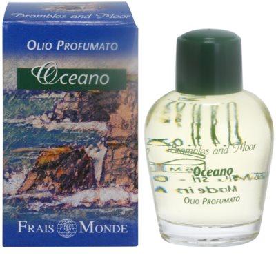 Frais Monde Oceano parfümiertes Öl für Damen