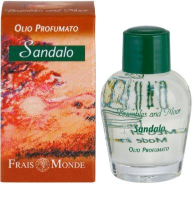 Frais Monde Sandalwood парфумована олійка для жінок