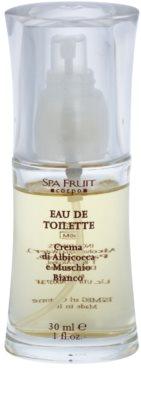 Frais Monde Spa Fruit Apricot And White Musk toaletní voda pro ženy 2