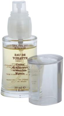Frais Monde Spa Fruit Apricot And White Musk toaletná voda pre ženy 3