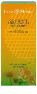 Frais Monde Sun osvežilni vlažilni gel za obraz in telo za podaljšanje porjavelosti 2