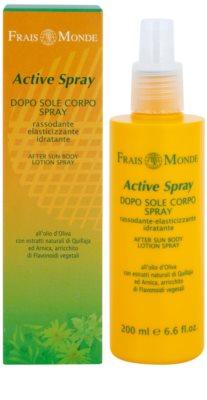 Frais Monde Sun After Sun Milch im Spray 1