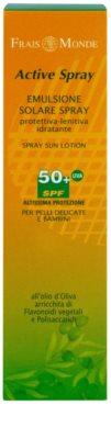 Frais Monde Sun слънцезащитен лосион в спрей SPF 50+ 2