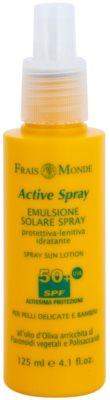 Frais Monde Sun слънцезащитен лосион в спрей SPF 50+
